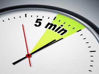 lima menit